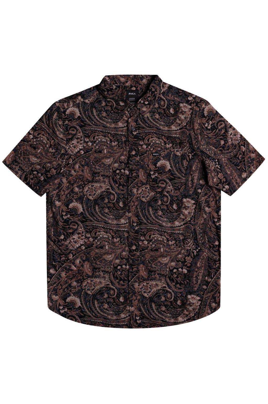 RVCA Shirt TANGIER PAISLEY SS Multi
