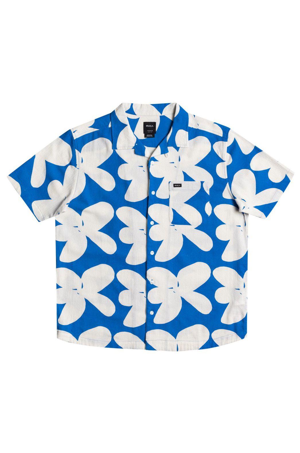 RVCA Shirt BAILEY ELDER SS BAILEY ELDER Floral