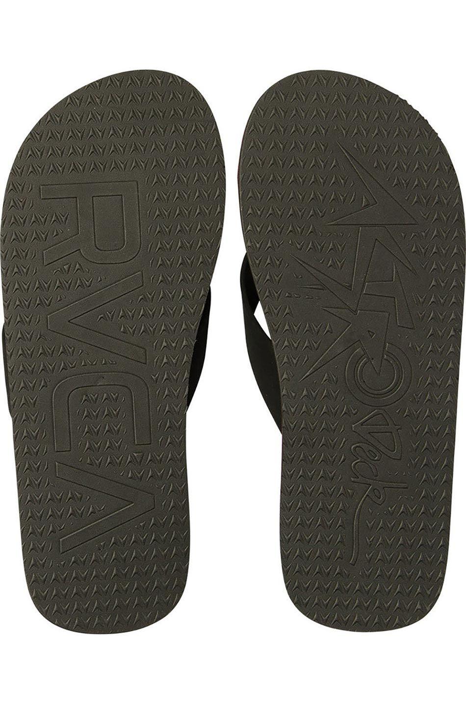 RVCA Sandals ASTRODECK Black