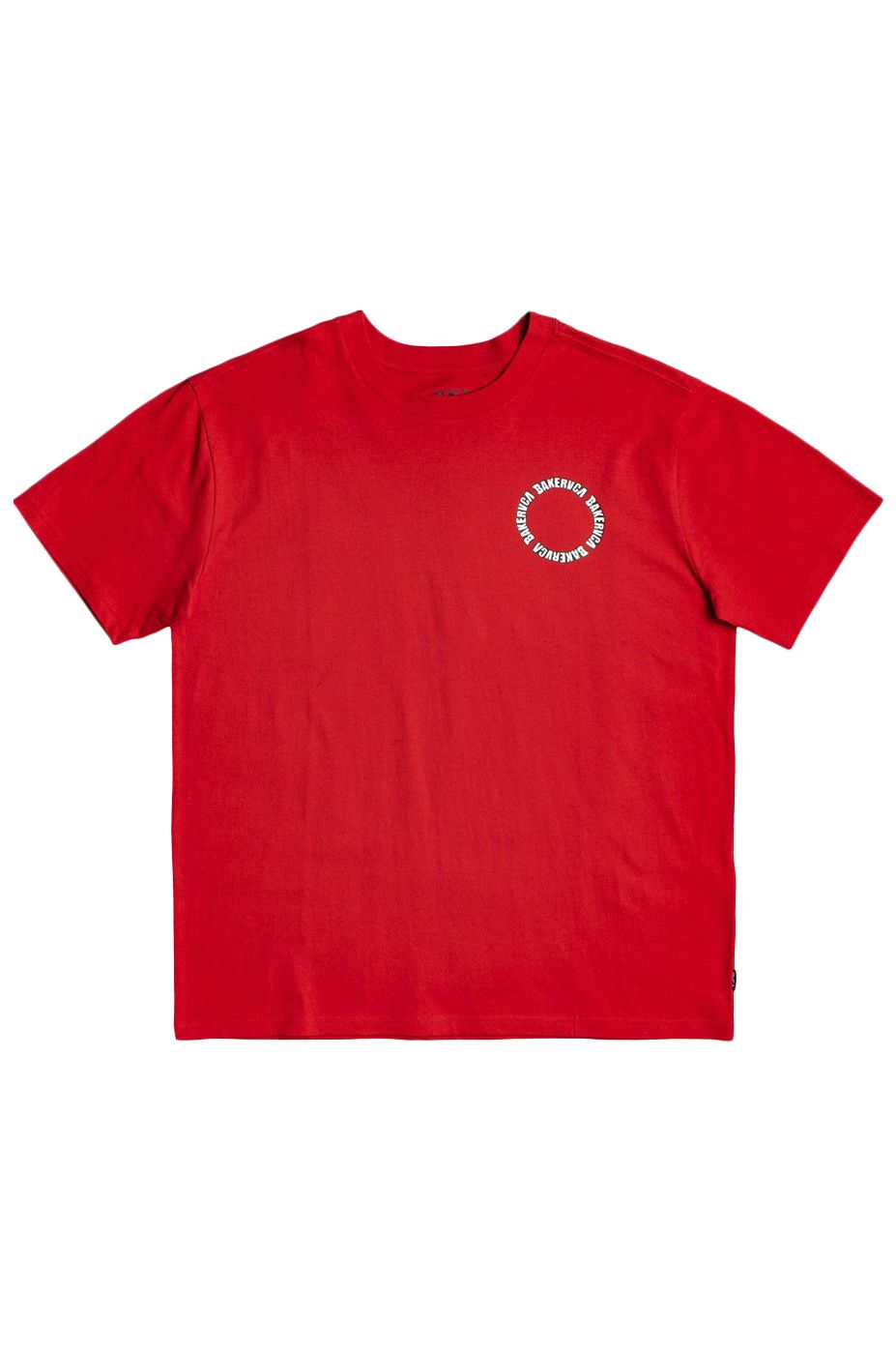 RVCA T-Shirt BAKER RVCA SS TEE Red