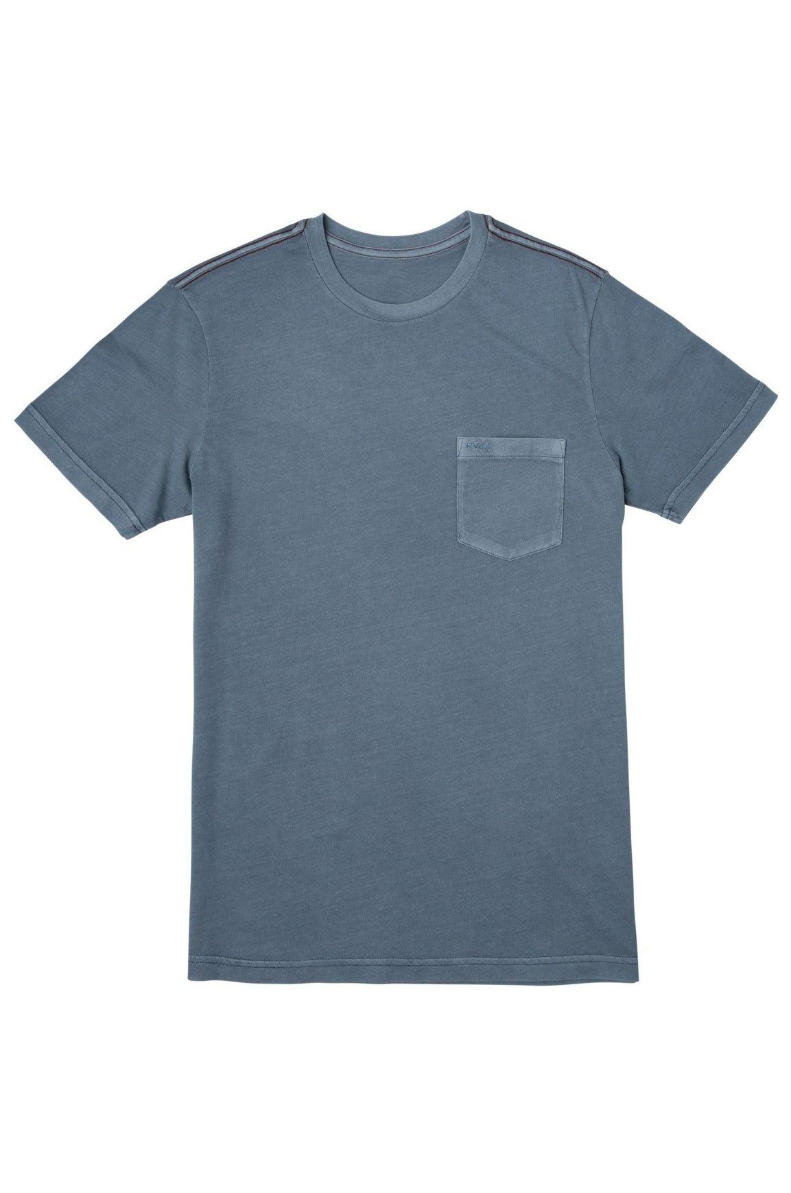 RVCA T-Shirt PTC 2 PIGMENT SS Balsam Green
