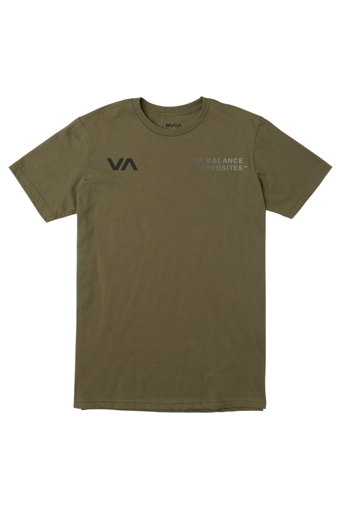 RVCA T-Shirt VA GLORY SS VA SPORT Terre Verte