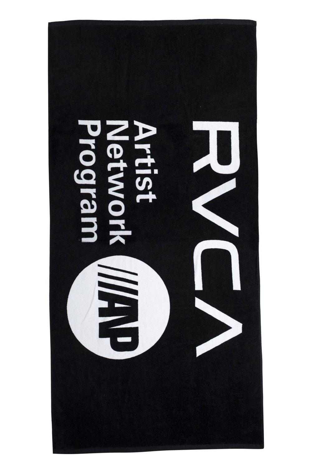 Toalha RVCA ANP TOWEL Black