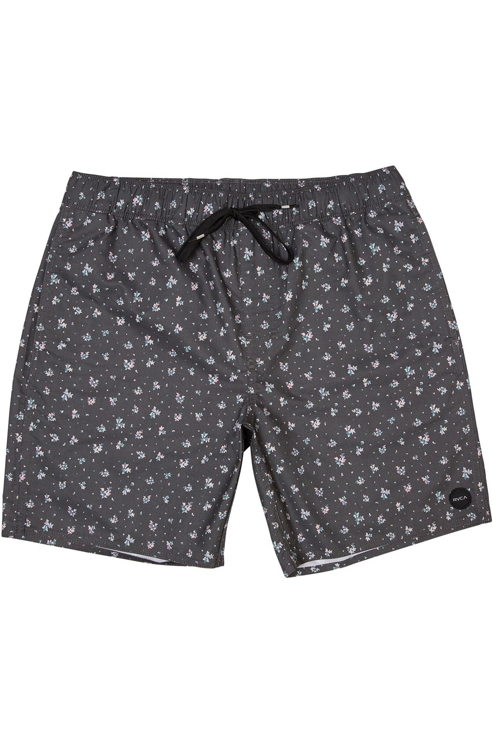 Volleys RVCA SHATTERED ELASTIC Pirate Black