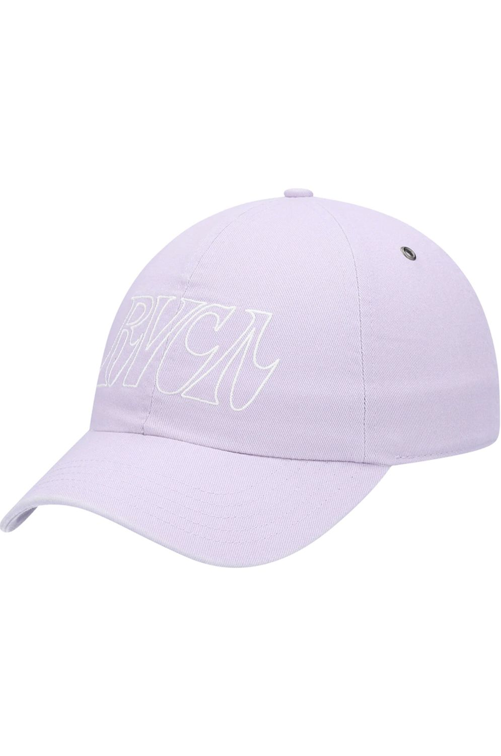 Bone RVCA STAPLE DAD HAT Lavender