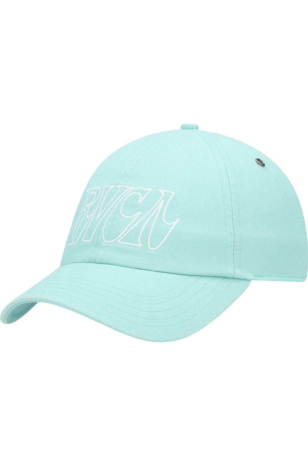 Bone RVCA STAPLE DAD HAT Mint
