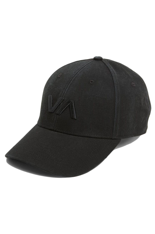 Bone RVCA VA BASEBALL CAP Black