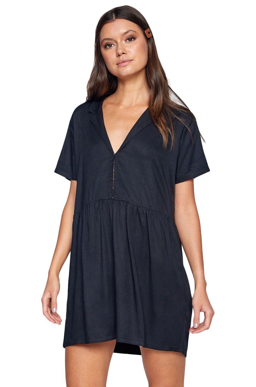 RVCA Dress SOUTHBOUND True Black