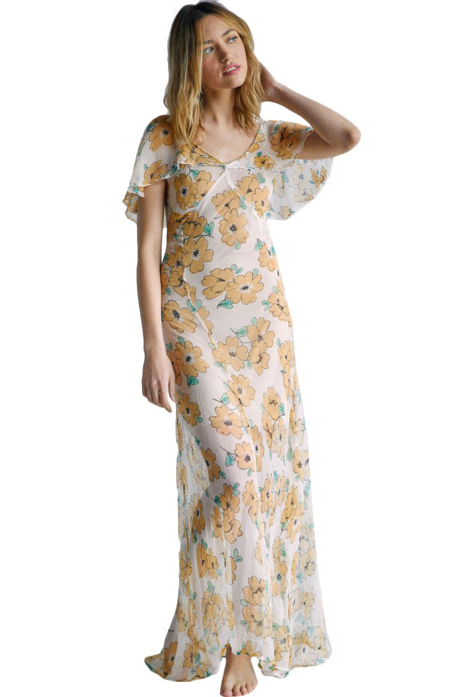 RVCA Dress LOLO CAMILLE ROWE Multi