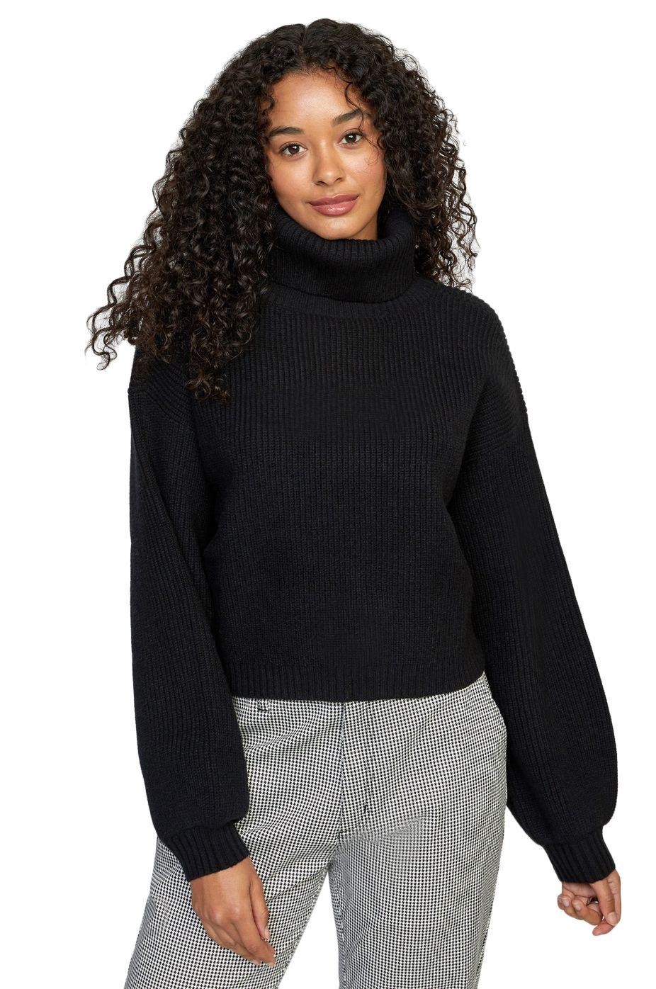 RVCA Sweater CITIZEN SWEATER True Black