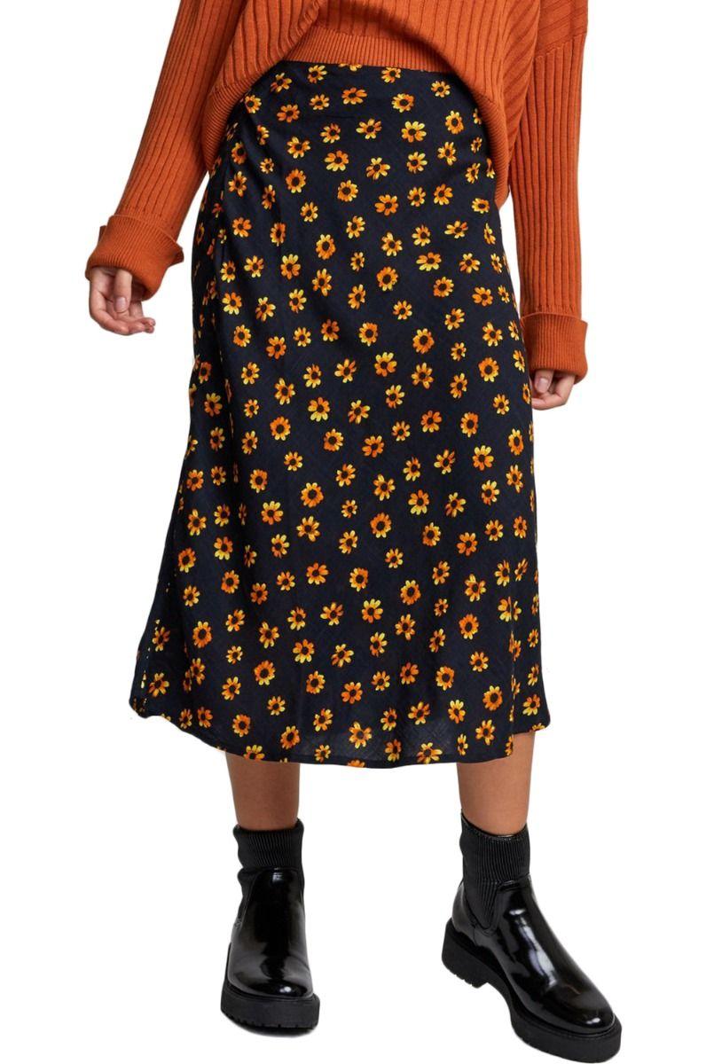 RVCA Skirt ANNIKA Black