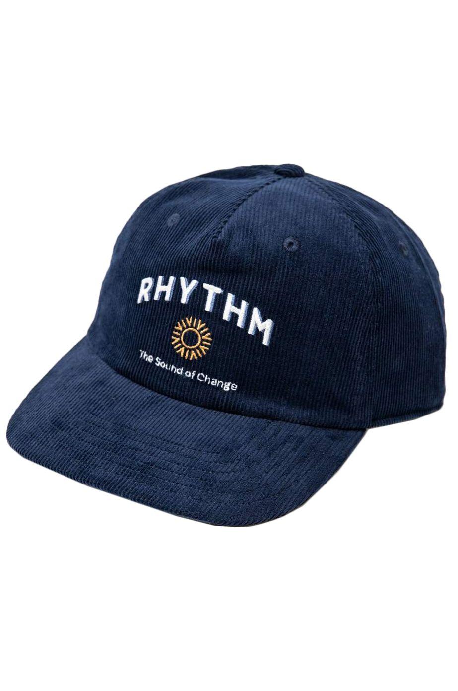 Bone Rhythm CENTRAL CORD CAP Pacific Navy