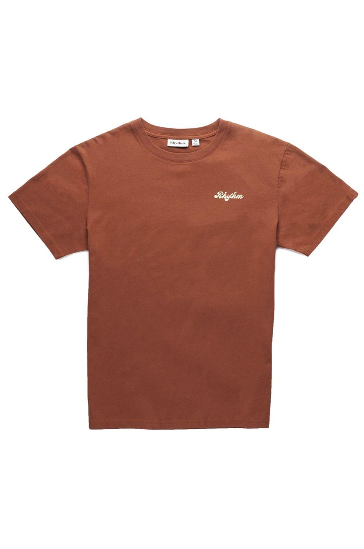 T-Shirt Rhythm LEGACY T-SHIRT Henna