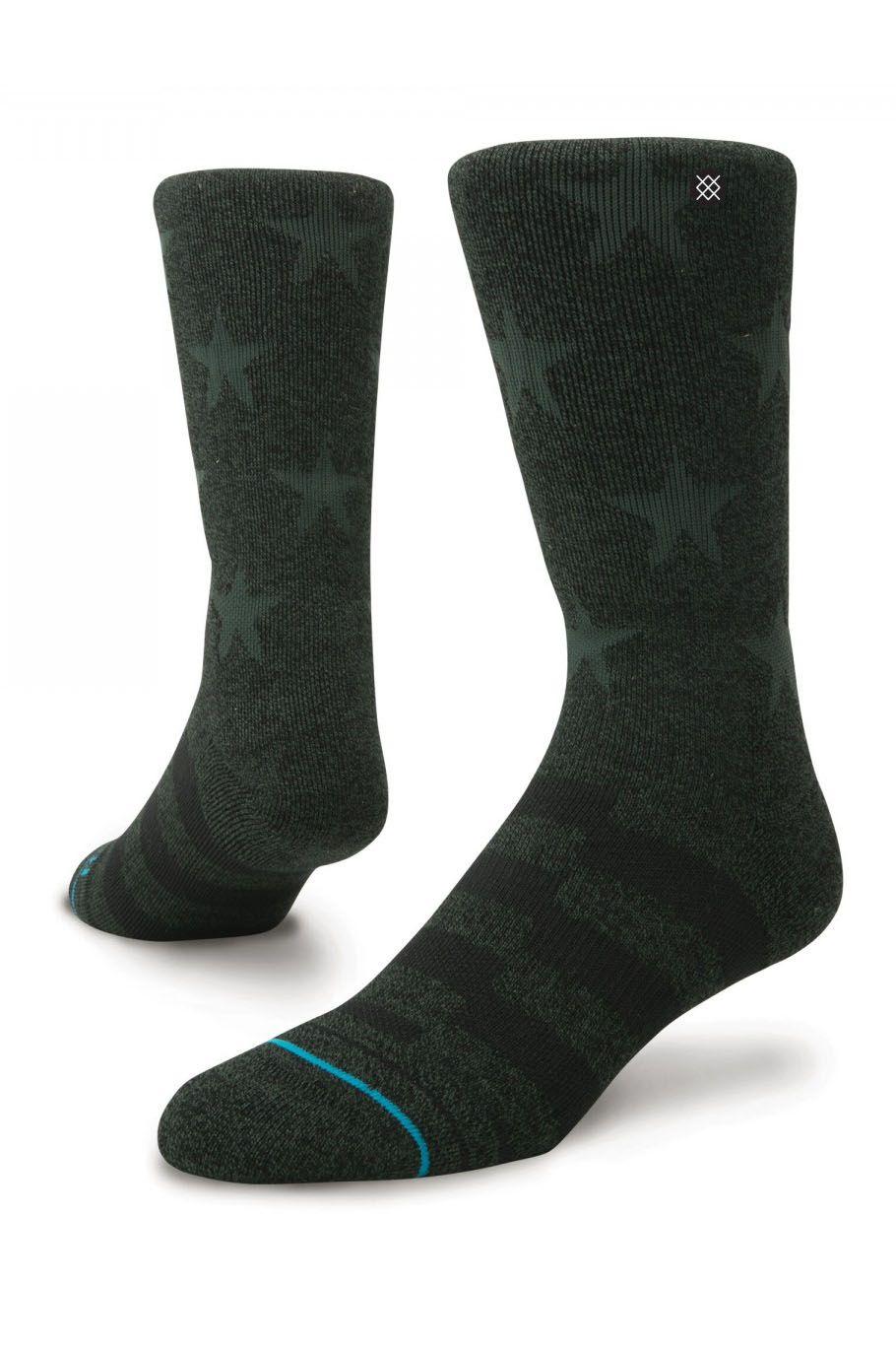 Stance Socks HERITAGE Black