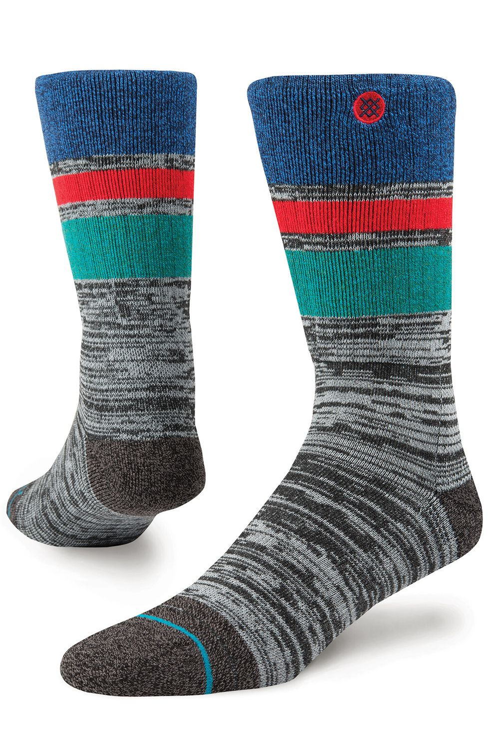 Stance Socks HITCHCOCK Black