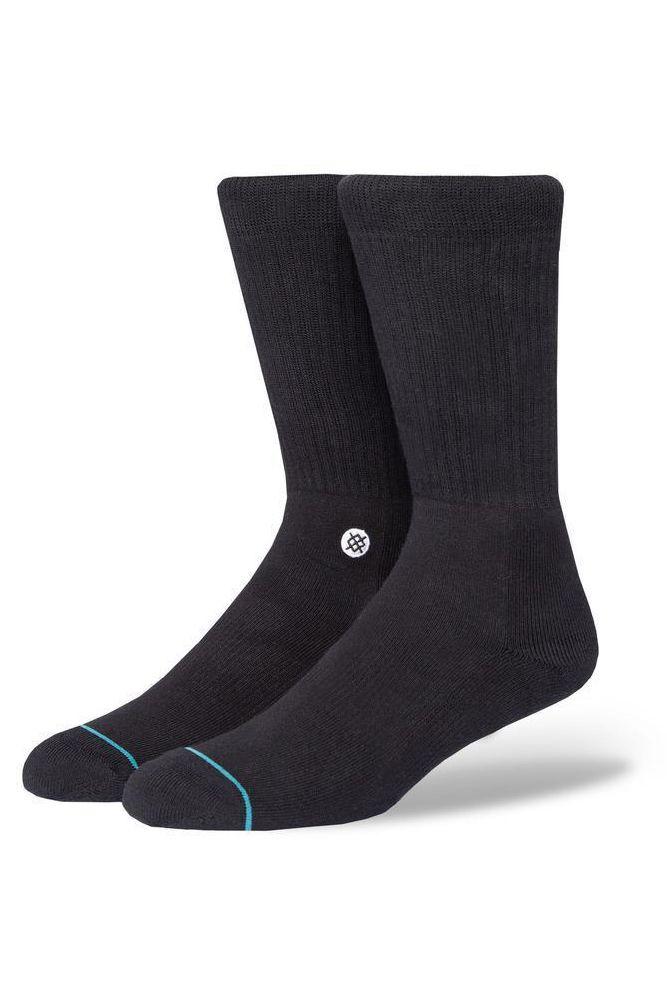 Stance Socks ICON Black/White