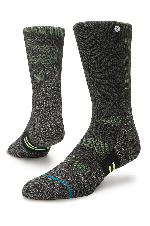 Stance Socks CRUX Black