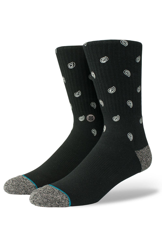 Stance Socks EMERGE Black