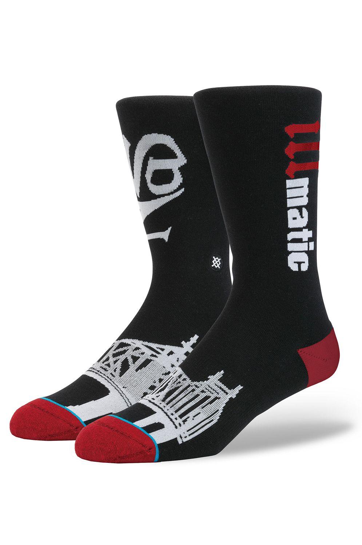 Stance Socks ILLMATIC Black