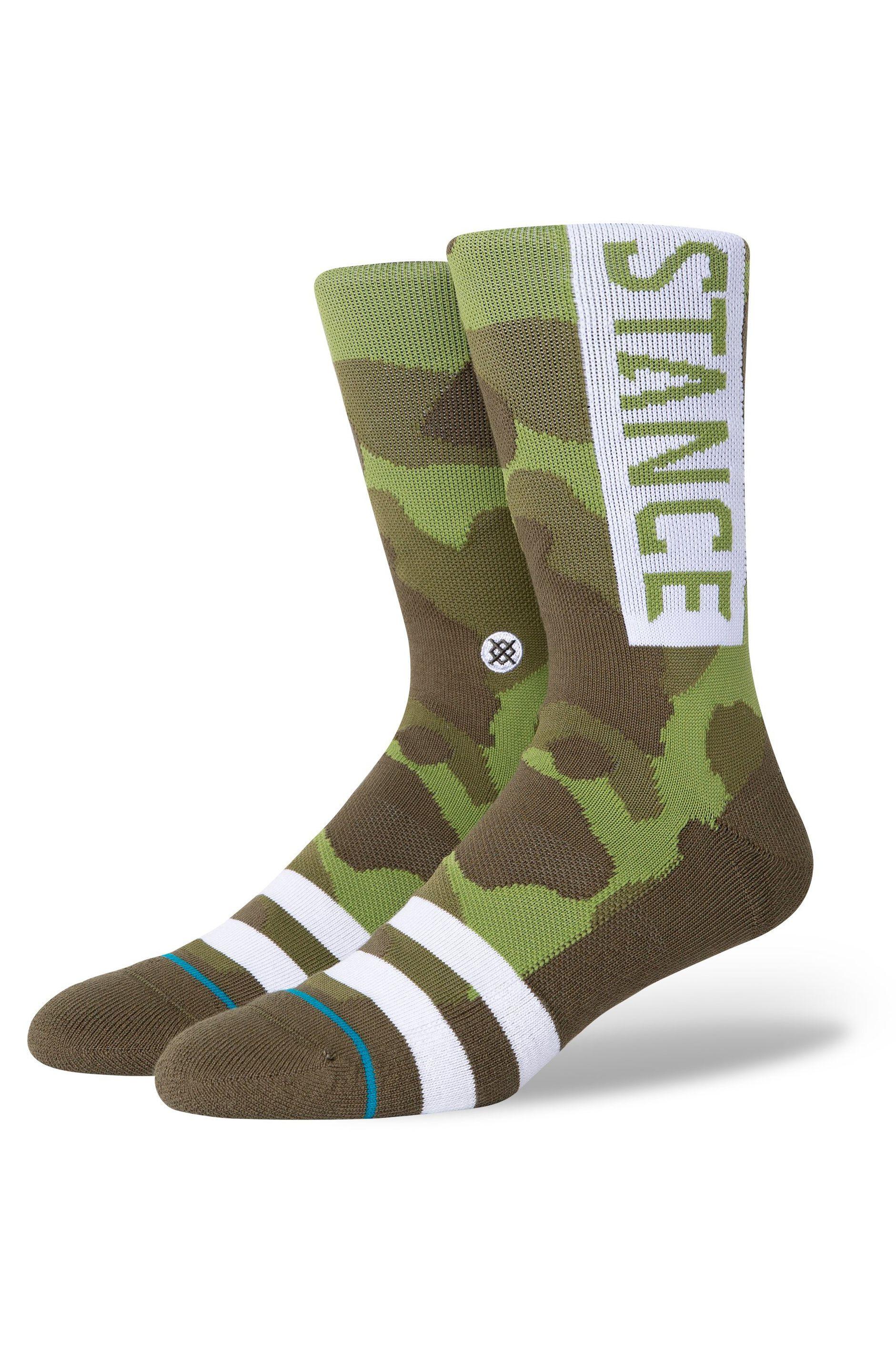 Stance Socks OG Camo