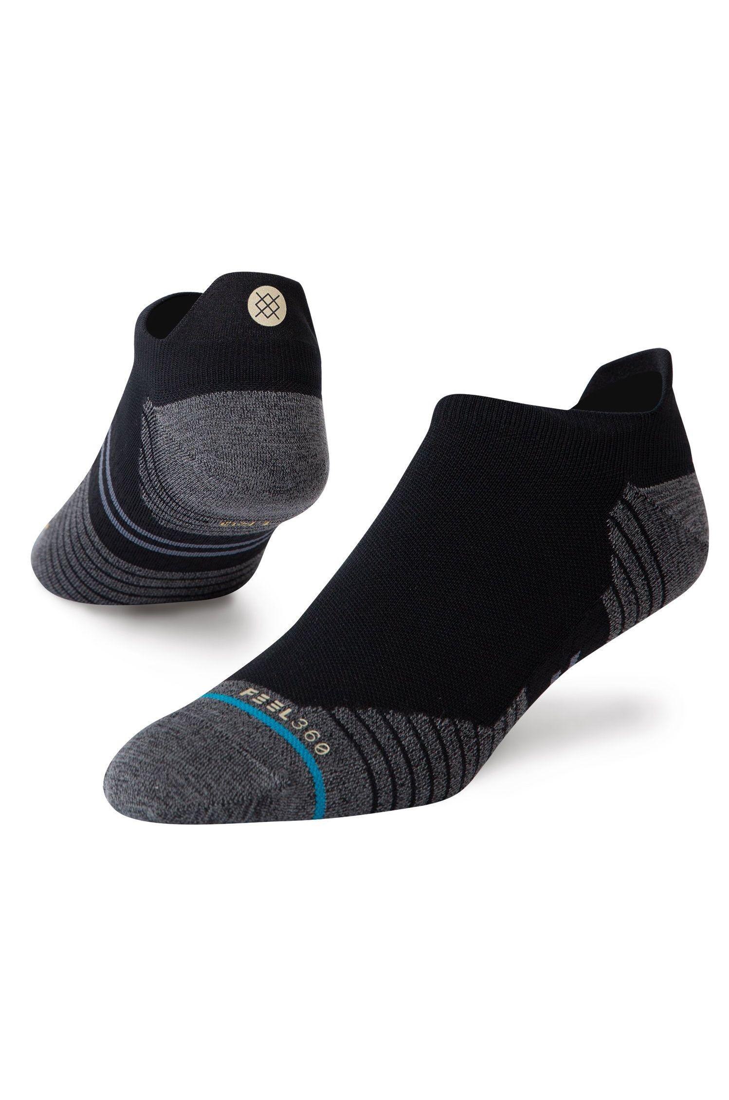 Stance Socks RUN LIGHT TAB ST Black