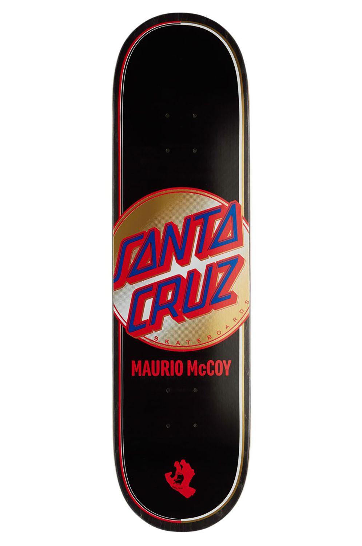 "Santa Cruz Skate Board 8.25"" X 31.83"" MCCOY STEADY FAST DOT VX Assorted"