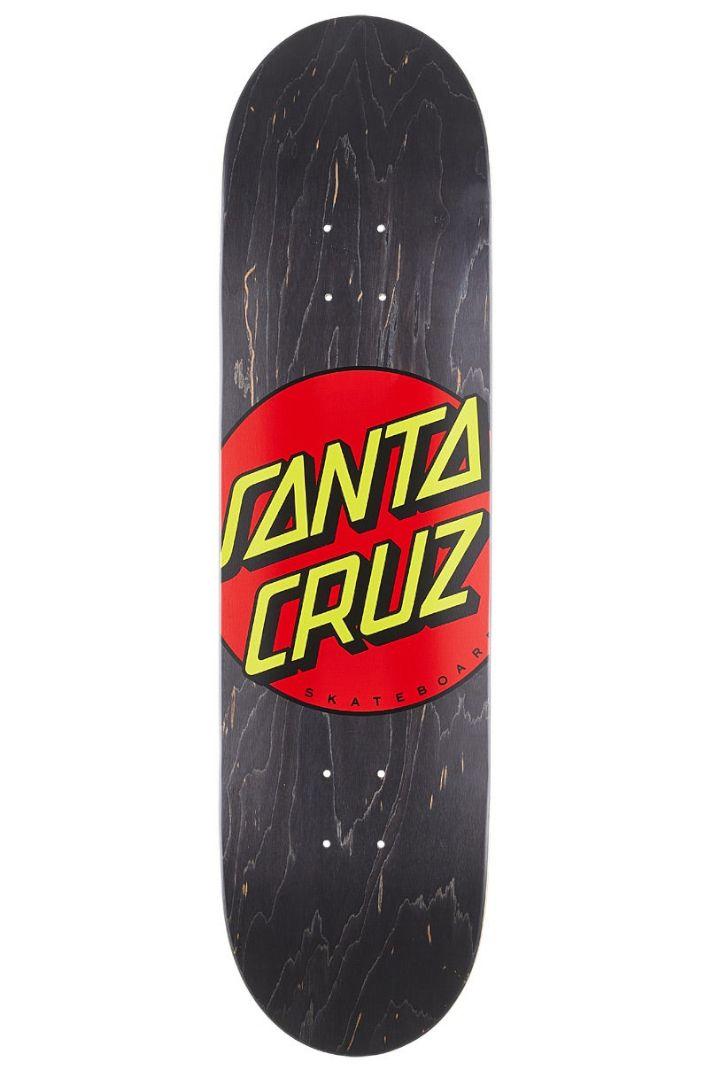 "Santa Cruz Skate Board 8.25"" X 31.83"" CLASSIC DOT Assorted"