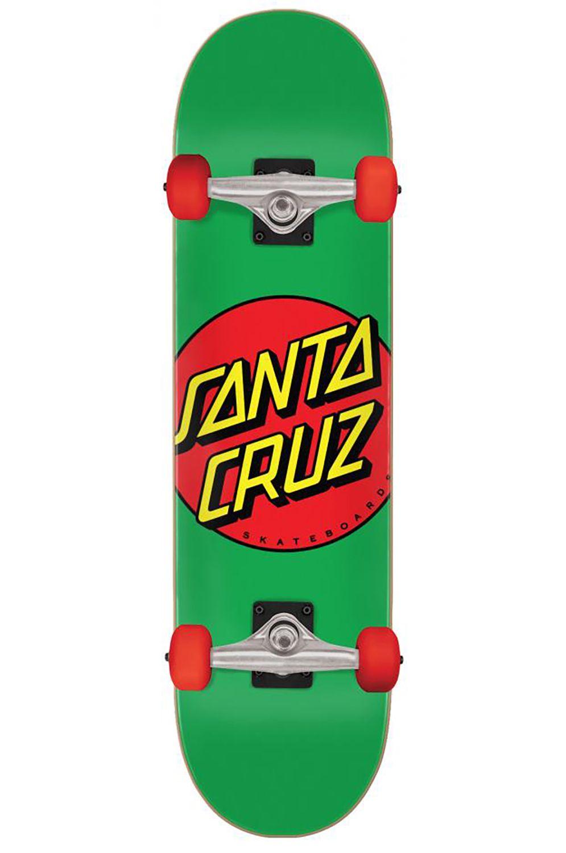 """Santa Cruz Skate 7.8"""" CLASSIC DOT Multi"""