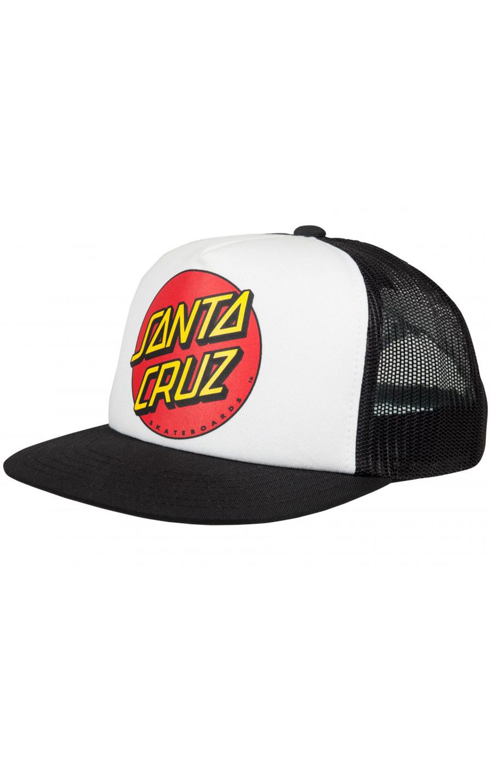 Bone Santa Cruz YOUTH CLASSIC DOT Black/White