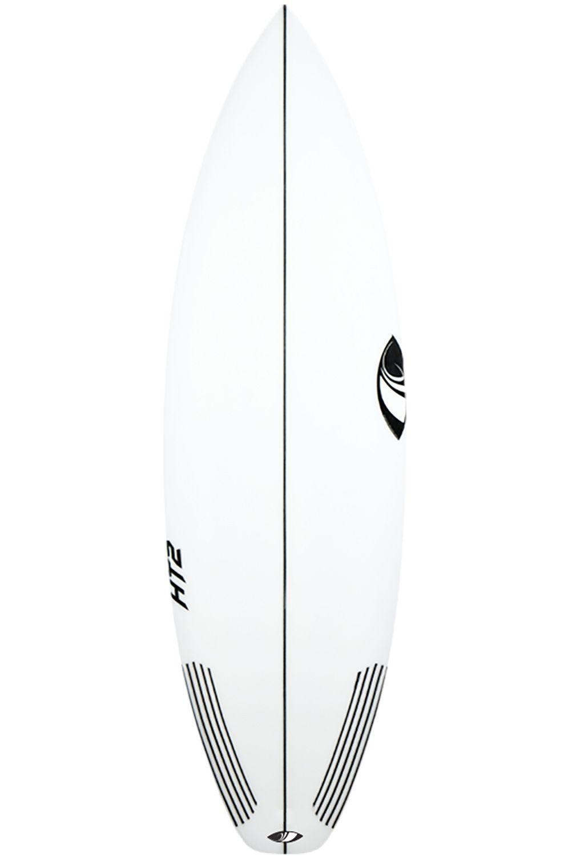 Prancha Surf Sharpeye HT2 5'10 Squash Tail - White FCS II 5ft10