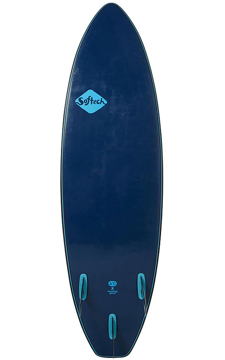 Prancha Surf Softech TC SIGNATURE 6ft0 SMOKED NAVY Squash Tail - Color Indefindo 6ft0