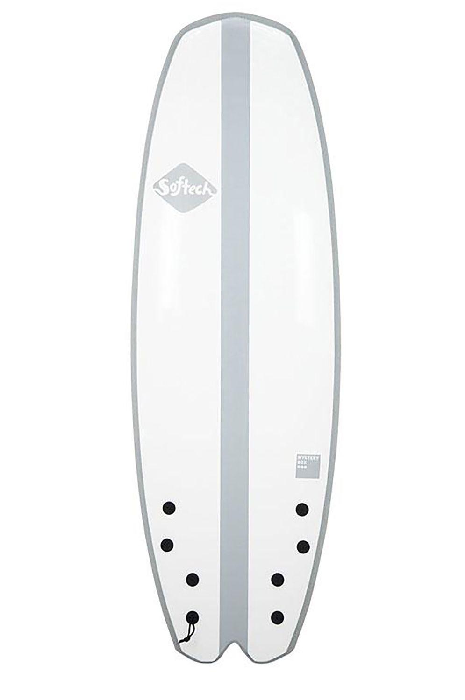 Prancha Surf Softech Mystery Box Grey Stripe FCS II 5ft2