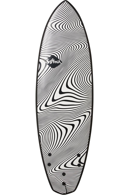 Prancha Surf Softech 5'11 TOLEDO WILDFIRE FCS II GRANITE Diamond Tail - Color FCS II 5ft11