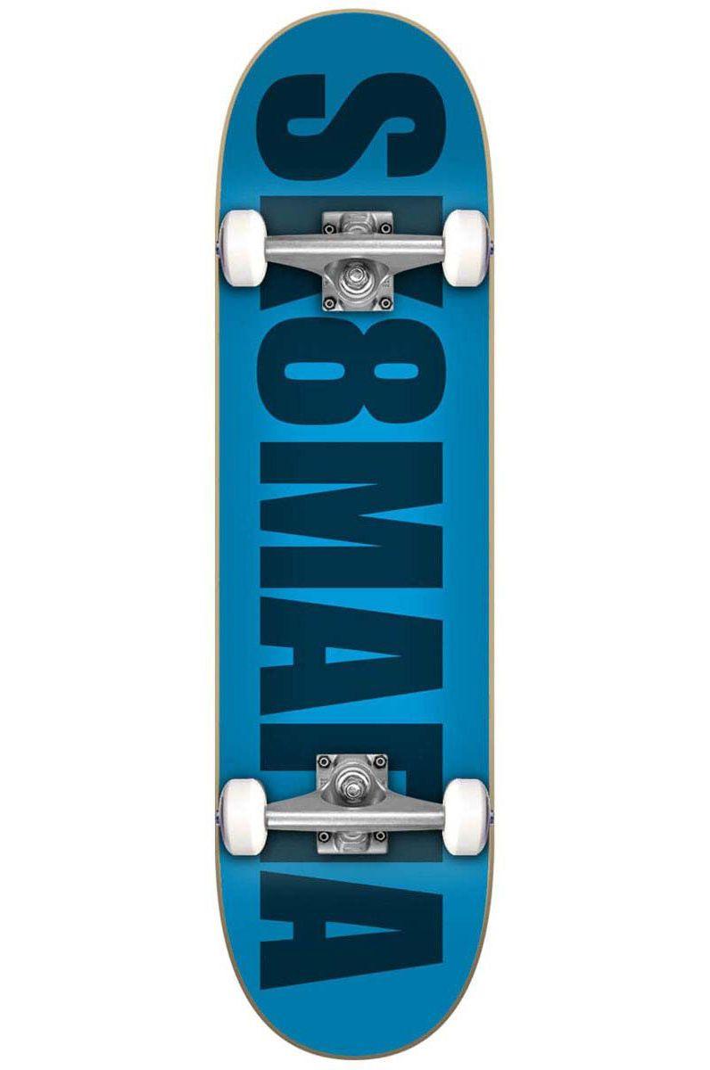 "Sk8Mafia Skate 8"" X 31.85"" ACRYLIC BLUE Assorted"