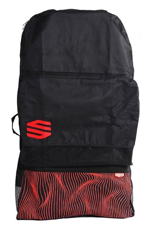 Capa Sniper SINGL DELUX COV Black/Red/Label