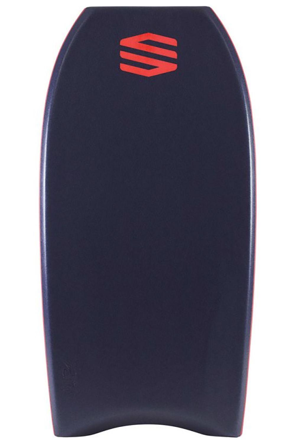 Prancha Bodyboard Sniper MOZ PE MOZ PRO SERIES Midnight Blue/Fluro Red