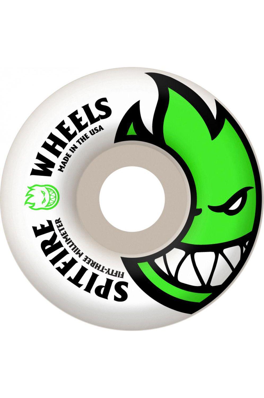 Spitfire Skate Wheels BIGHEAD White