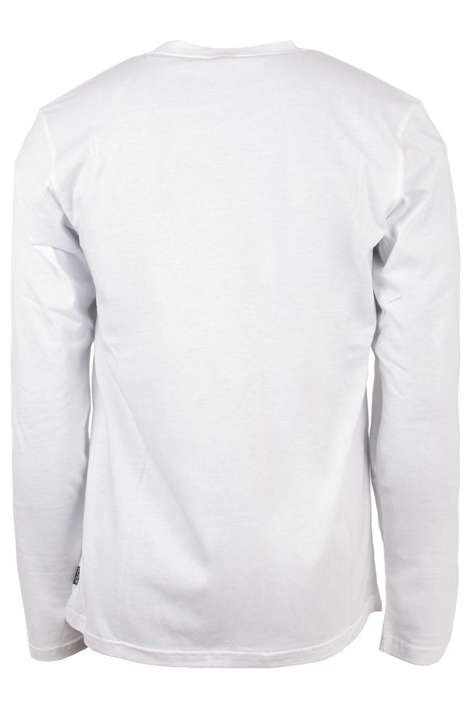 L-Sleeve Screw SUPER LOGO White