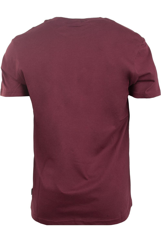 T-Shirt Screw RELAX Dark Red