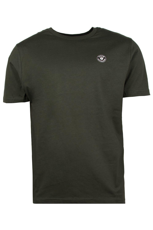 T-Shirt Screw SHOUT Bottle Green
