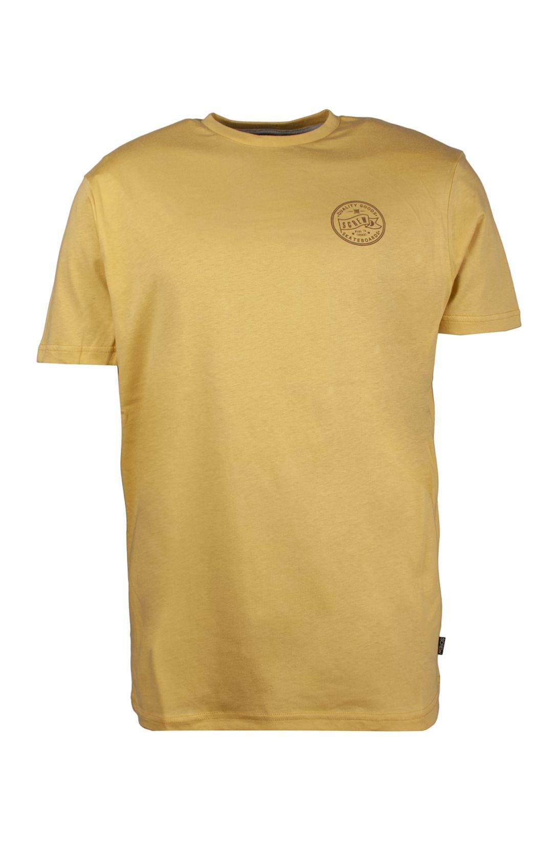 T-Shirt Screw SOUTH BANK Light Gold