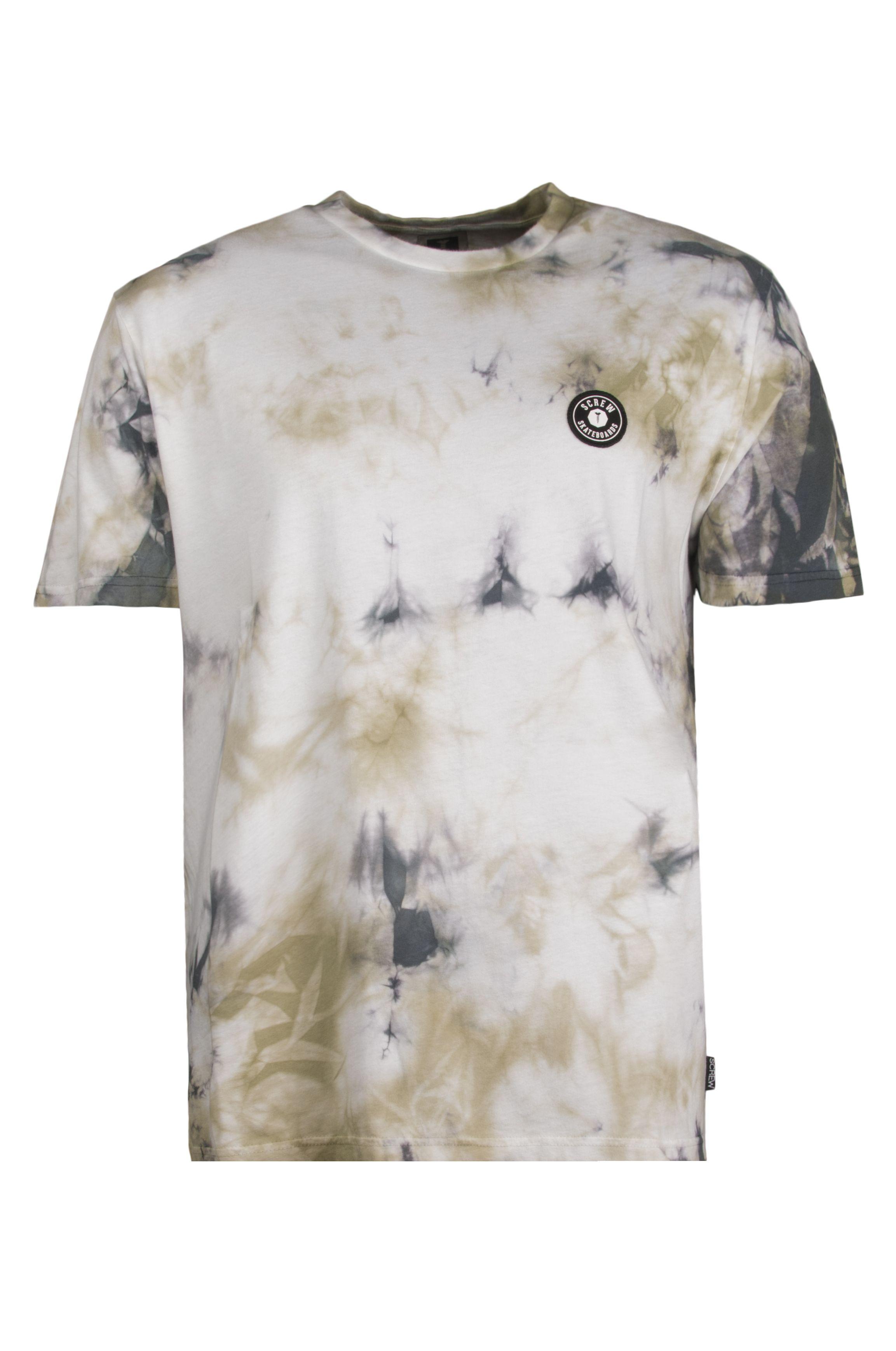 Screw T-Shirt SUPER LOGO III White