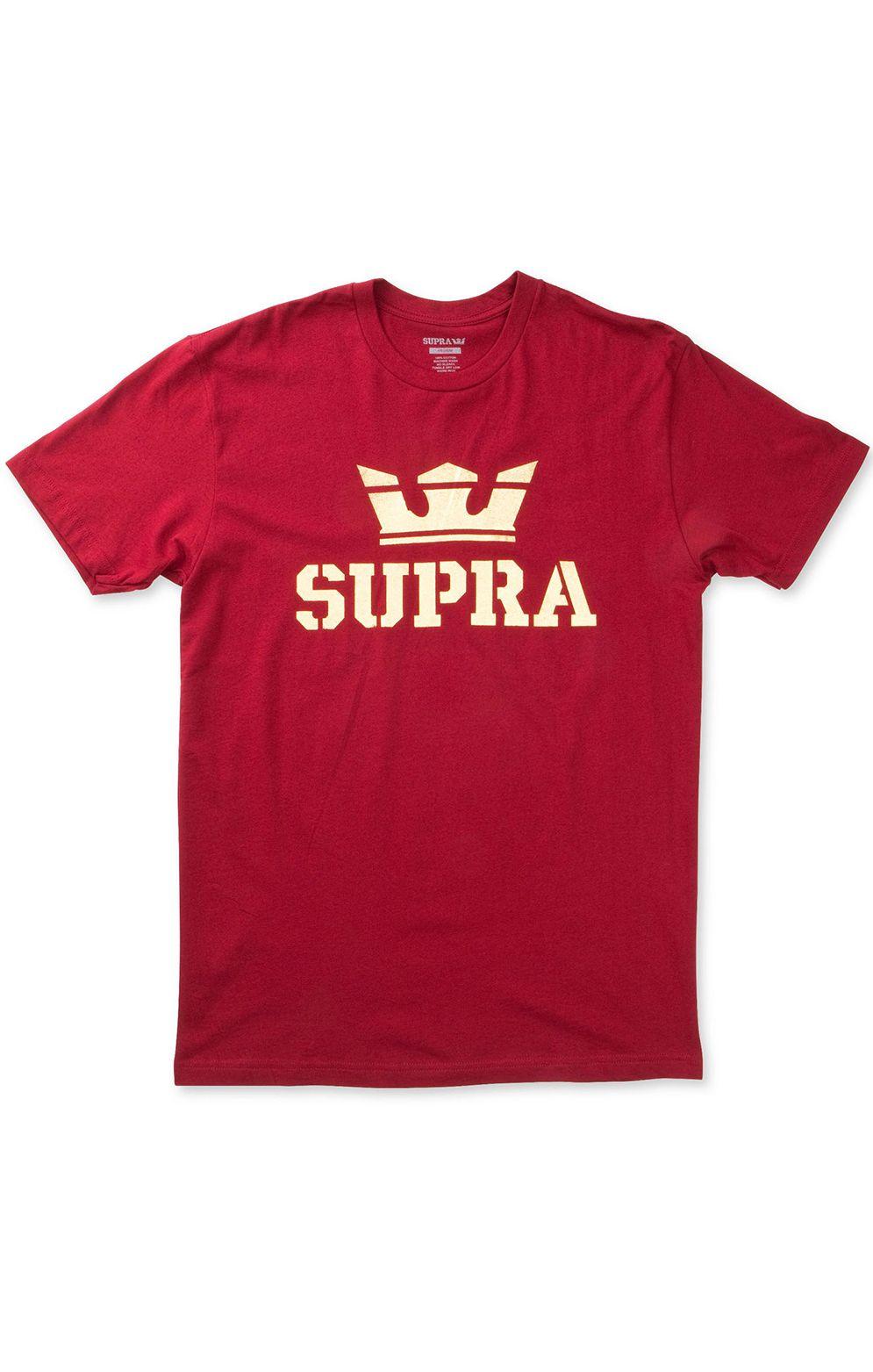 T-Shirt Supra ABOVE REGULAR Rose/Gold