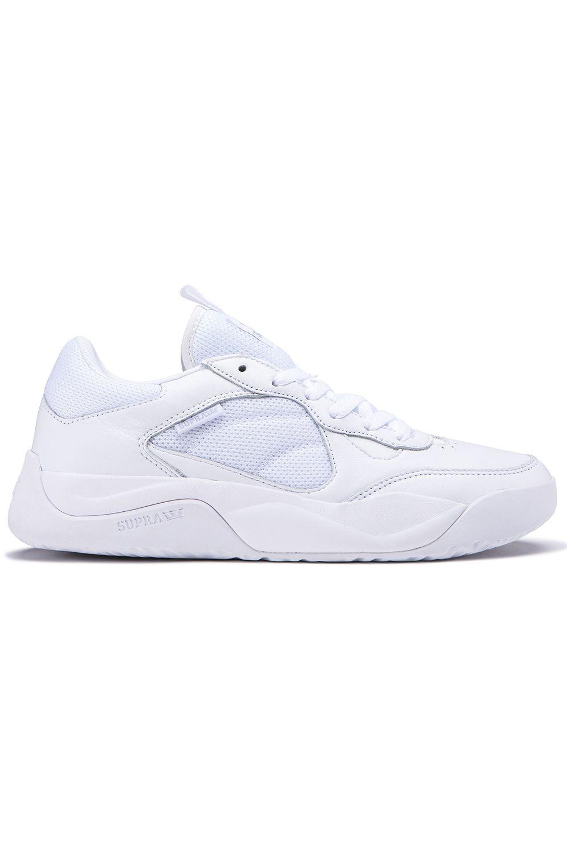 Tenis Supra PECOS White/White