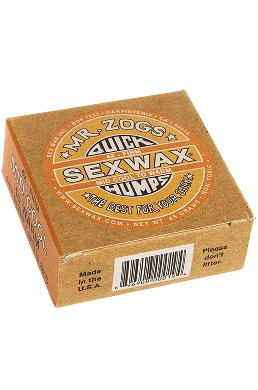 Wax Sex Wax MID COOL/WARM Orange