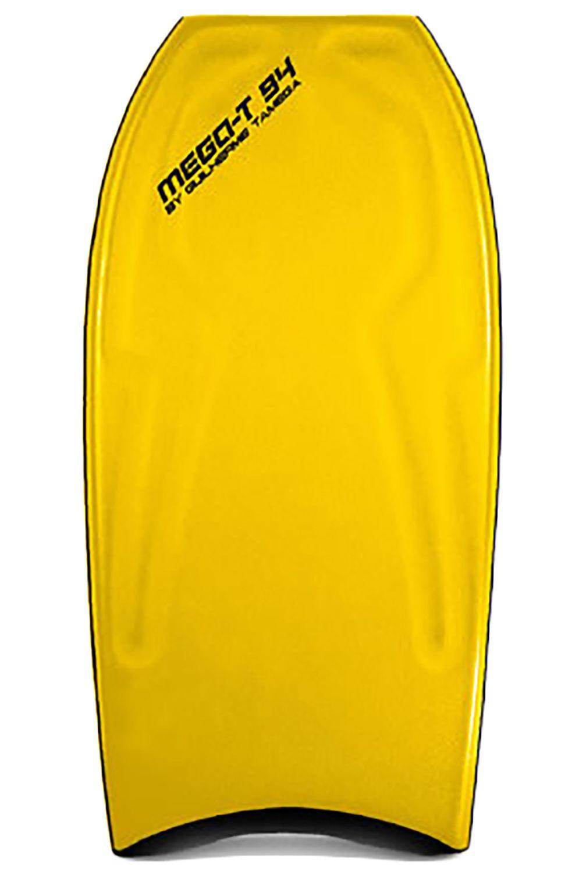 Prancha Bodyboard GT Boards GT BOARDS MEGA-T 94 Yellow/Orange