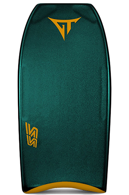 Prancha Bodyboard GT Boards GT BOARDS SÓCRATES SANTANA Mallard Green/Black
