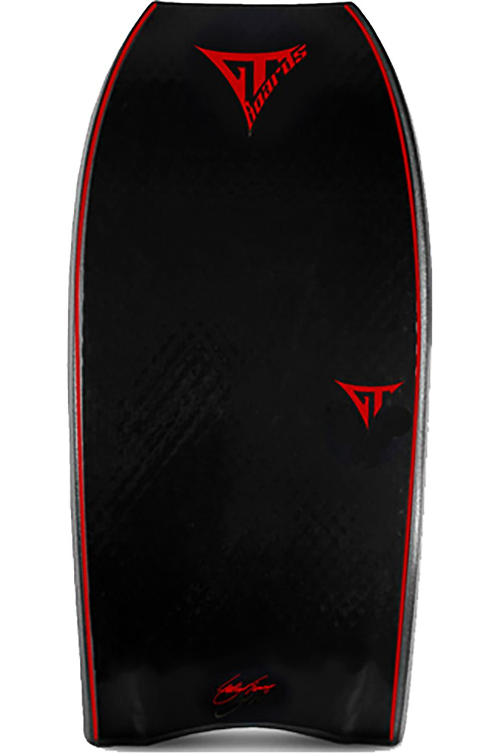 Prancha Bodyboard GT Boards GT BOARDS MEGA-T Black