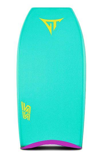 Prancha Bodyboard GT Boards GT SS Turquoise/Jade