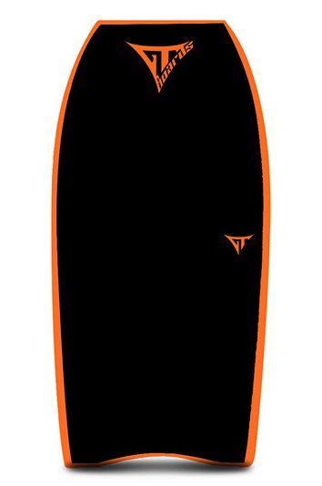 Prancha Bodyboard GT Boards GT SS Orange/Black